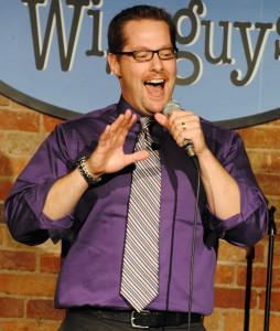 Greg Standup Shot