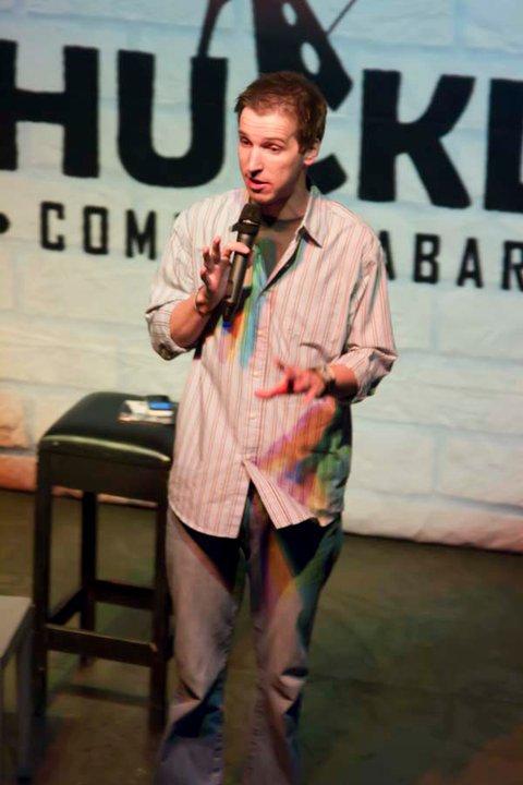chuckles comedy cabaret