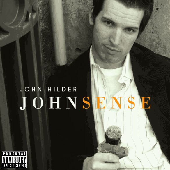 johnsense cover
