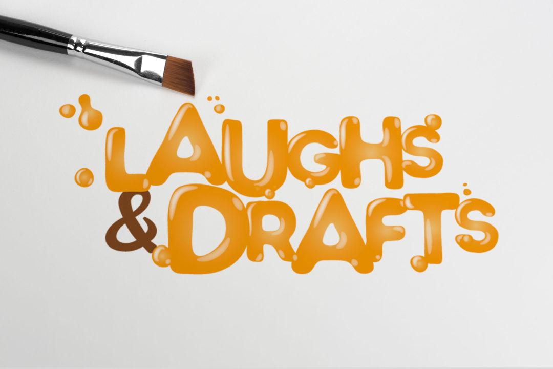 Laughs & Draft Logo