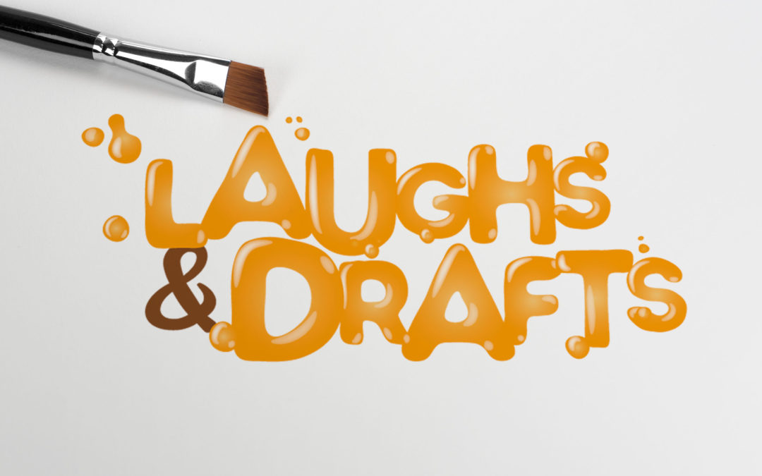 Laughs & Draft Logo